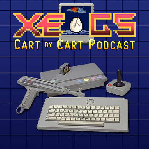 Review Episode 10 The Atari XEGS Cart By Cart podcast