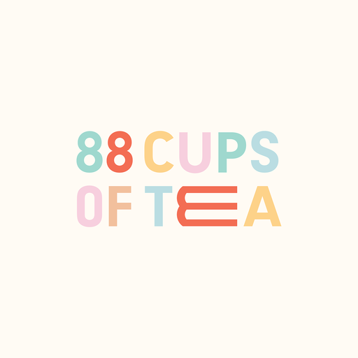 Four Year Anniversary Announcements! 88 Cups Of Tea podcast