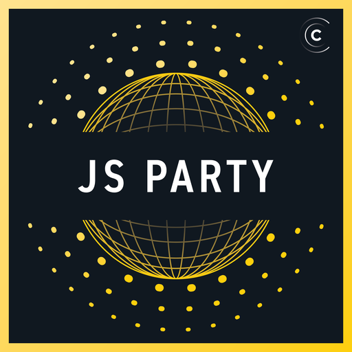 JavaScript Is The CO2 Of The Web JS Party podcast