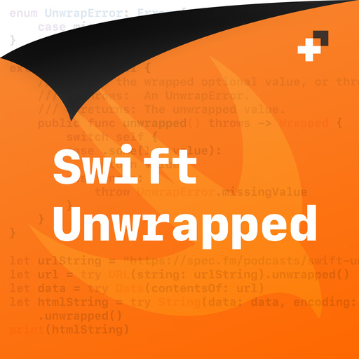 38: Off To The Races Swift Unwrapped podcast