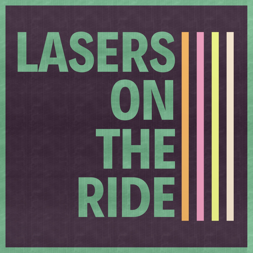S02E59 - Playing Games Lasers On The Ride podcast