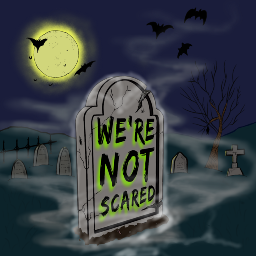 37 - Zombie Nightmare 1986 We're Not Scared podcast