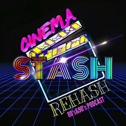 Ep#57 Tim Burton's BATMAN (1989) Cinema Stash ReHash Movie