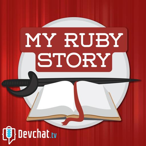 MRS 093: Thomas Grassl My Ruby Story podcast