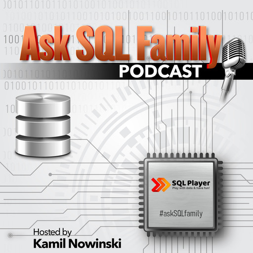 ASF 024: Leila Etaati Interview Ask SQL Family - SQL