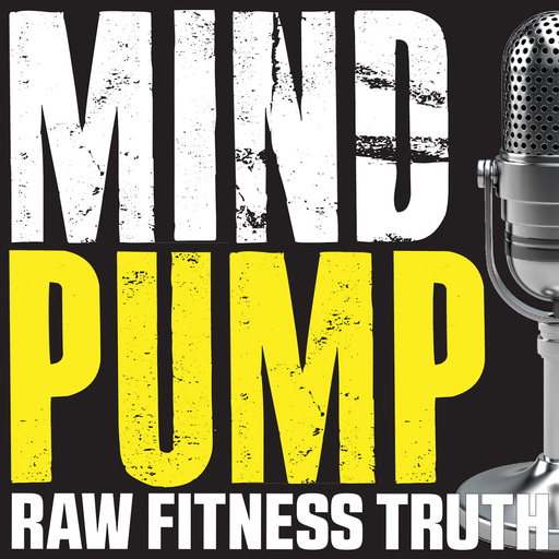 1093: How Building Strength Improves Aesthetics, Lifting