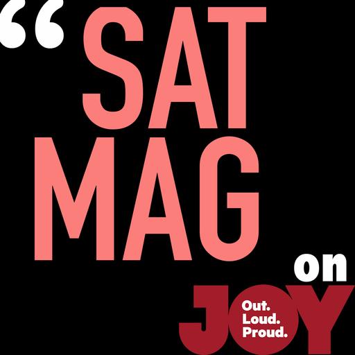 Nayuka Gorrie Saturday Magazine podcast