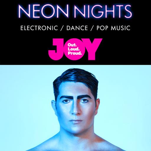 Show 167 / Eric Prydz – The Woz Not Pjanoo Megamix Neon Nights podcast