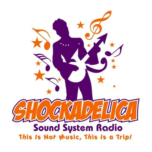 Totally Awesome 80s! Shockadelica Sound System Radio podcast