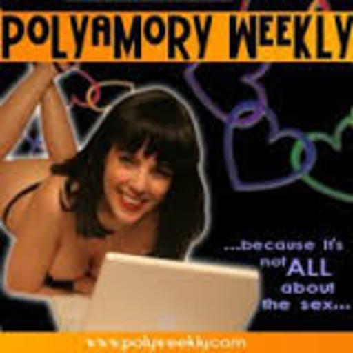 573 Should I Live With My Metamour? Polyamory Weekly podcast
