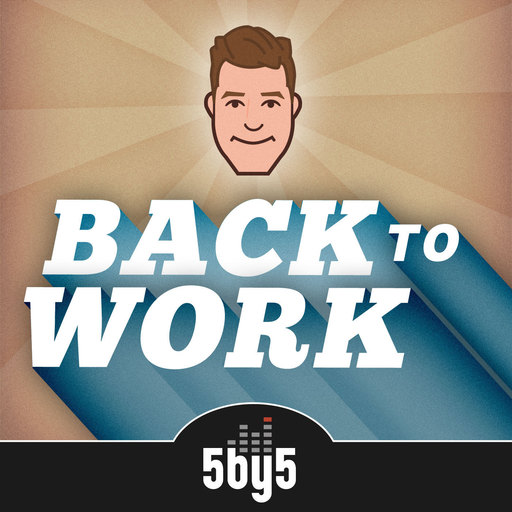 439: Servant Of The Red Badge Back To Work podcast