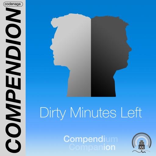 DML256 DML 256 - Das Halbfinale Dirty Minutes Left podcast