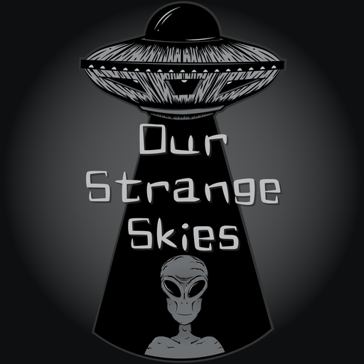 Bookwrecked Our Strange Skies podcast