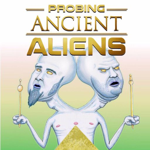 The Tesla Experiment - S7E1 Probing Ancient Aliens podcast