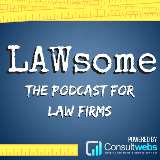 From Lawyer To Law Firm Owner LAWsome podcast