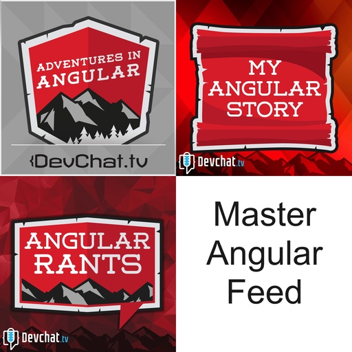 AiA 239: Live At Ng-conf All Angular Podcasts By Devchat tv
