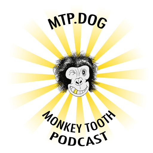 Susannah Rigg Monkey Tooth podcast