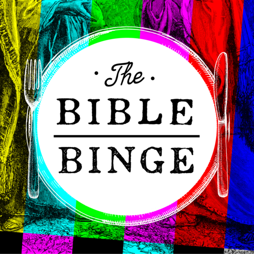 Moses Goes To The Promised Land (Not) The Bible Binge podcast
