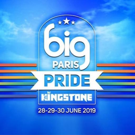 BIG - Paris Pride - Dj Kingstone 57 Dj Kingstone podcast