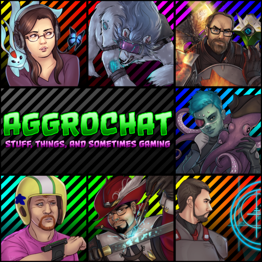 AggroChat #263 - A Farewell To Elves AggroChat: Tales Of The