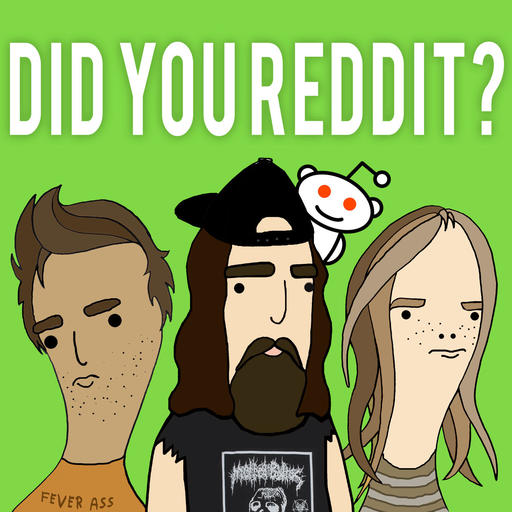Did You Reddit? podcast