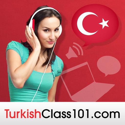 Turkish Vocab Builder #170 - Body Organs Learn Turkish