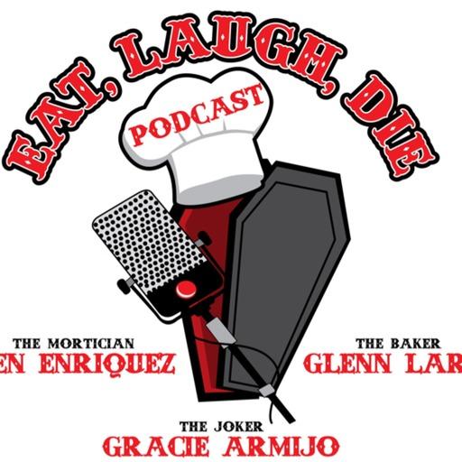 """Chicken Runs"""" Eat, Laugh, Die podcast"""