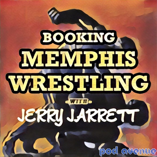 Episode 37: Jarrett Parsons Wrestling Roku TV Panel Booking