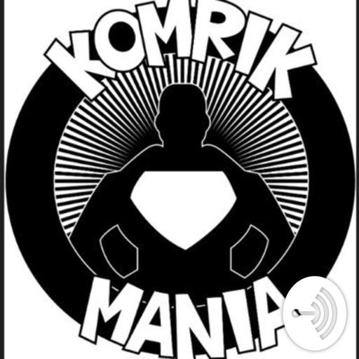 #KomrikPodcast: Batman/Teenage Mutant Ninja Turtles #Komrik podcast