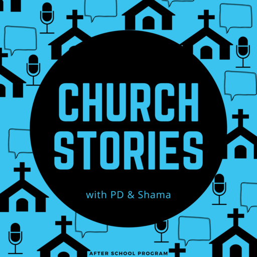 E27 The One About Stand Up Church Stories podcast