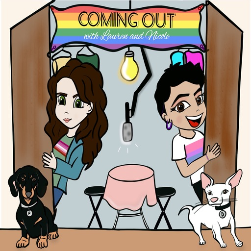 Episode 10: Stephanie Beatriz Coming Out With Lauren & Nicole podcast