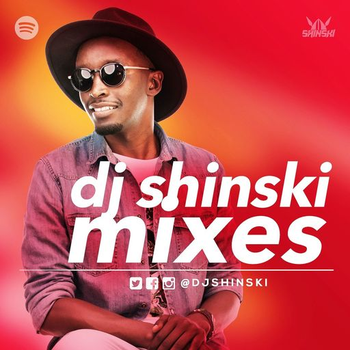 East African Overdose MIx Vol 5 DJ Shinski Mixes podcast