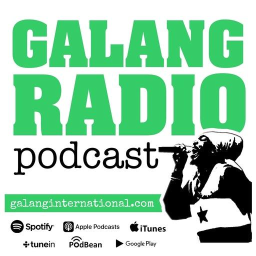 Galang Radio #391: New Wave Galang Radio - Reggae Show podcast