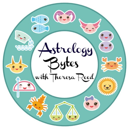 Chiron Return Astrology Bytes With Theresa Reed podcast