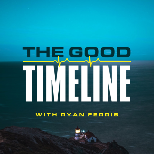 CTP #039 Euvie Ivanova And Mike Gilliland (Future Thinkers) The Good