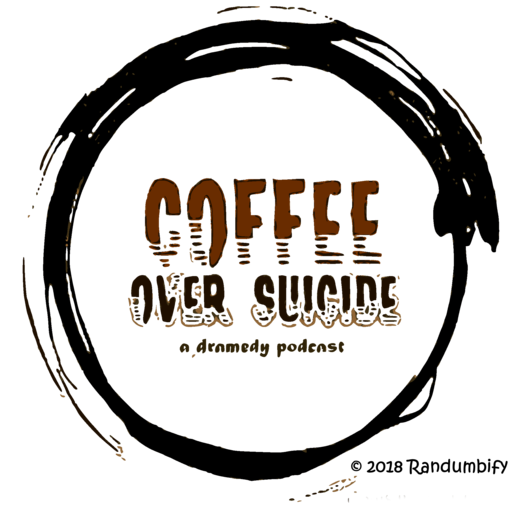 Coffee Over Suicide # 49 - Amy Dix (The Positive Life