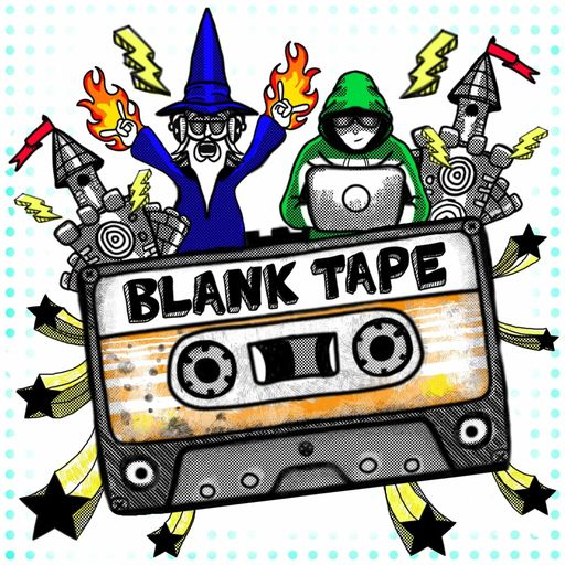 Vol  2, Track 22: The Oracle Of Bacon BLANK TAPE podcast