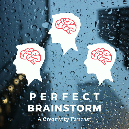 Ep  4 - Les Spaceships Perfect Brainstorm podcast