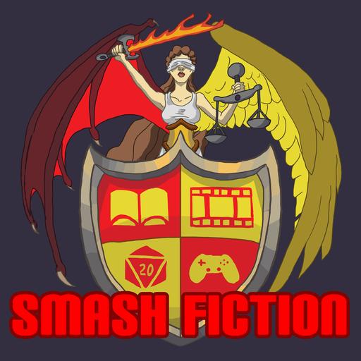 142 - Swamp Thing Vs  Ultron (feat  Hub) Smash Fiction podcast