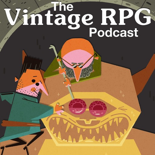 Endless Quest The Vintage RPG podcast