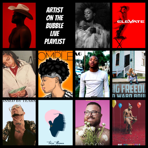 AOTB Live Week #35 Artist On The Bubble podcast