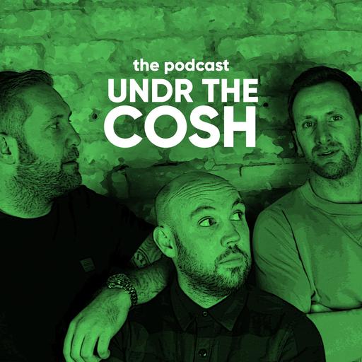 1: Matthew Kilgallon | Di Canio's Rum & Raisin Undr The Cosh podcast