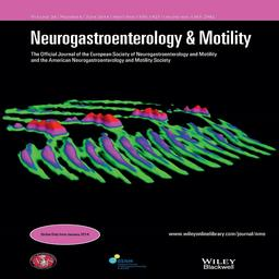 Image result for Neurogastroenterology & Motility