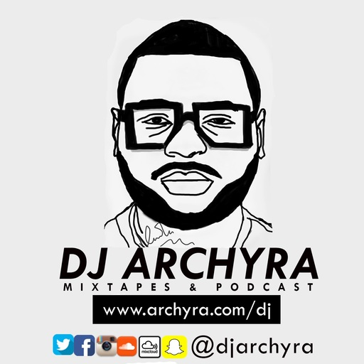 DJ ARCHYRA - SOUNDS From SOUTH AFRICA (HOUSE MIXTAPE) DJ
