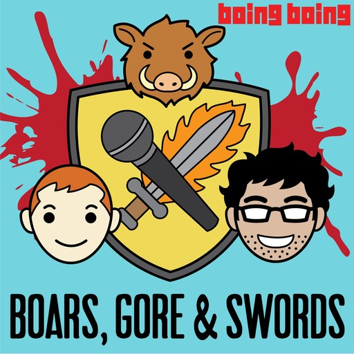 WYSBW: Gentleman Jack Boars, Gore, And Swords: A Game Of
