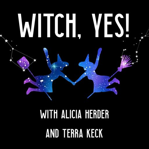 Cups In Tarot: A Minisode! Witch, Yes! podcast