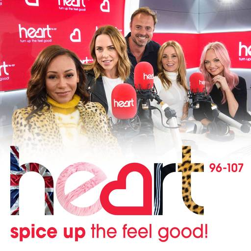 The Spice Girls Reunion Podcast With Heart Spice Girls