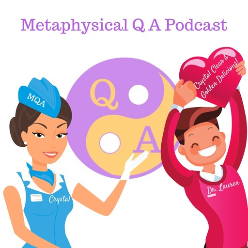 Metaphysics Of Witchcraft Metaphysical Q & A podcast