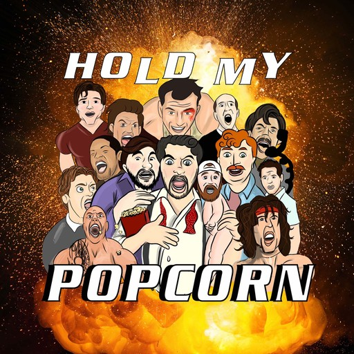 Episode 1: Jurassic Park Hold My Popcorn podcast