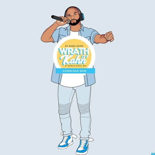 Wrath Of Kahn Bollywood Bashment DJ Baba Kahn 172 DJ BABA